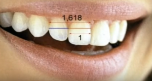 The golden ratio in human face and body