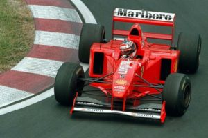 tobacco advertising, marlboro ferrari, formula 1